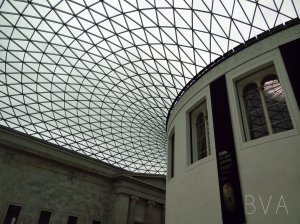 The iconic British Museum